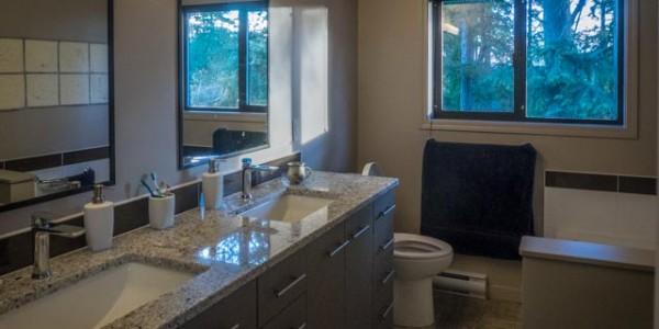 cordova bay bathroom after 6