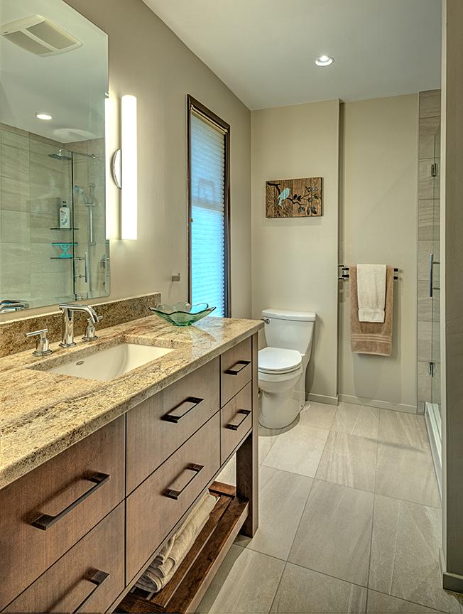 Baynes Bathroom Renovation Victoria