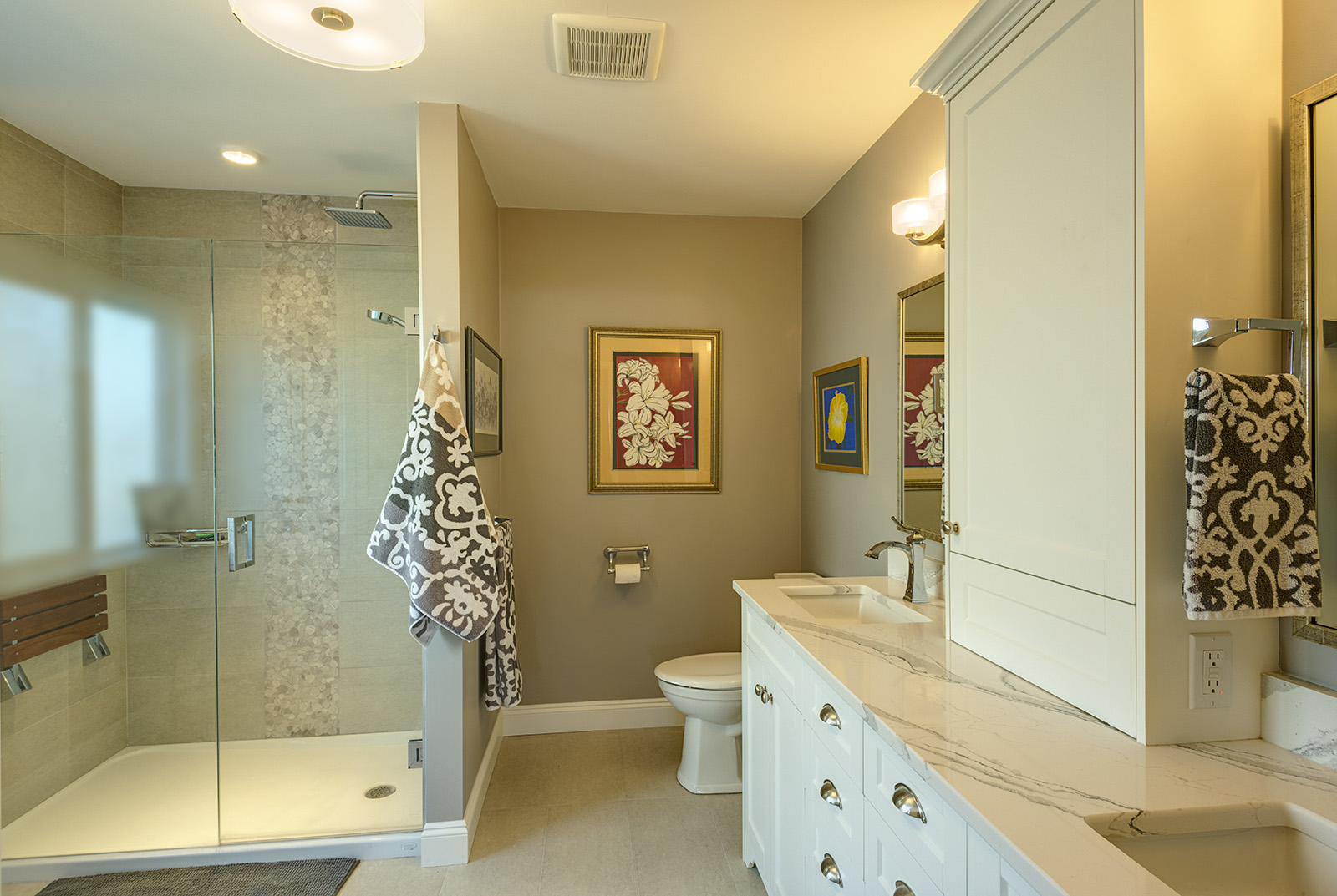 Foul Bay Victoria Bathroom Renovation