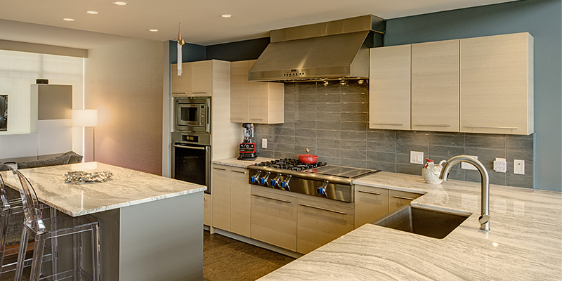 Songhees Luxury Kitchen Renovation Victoria BC