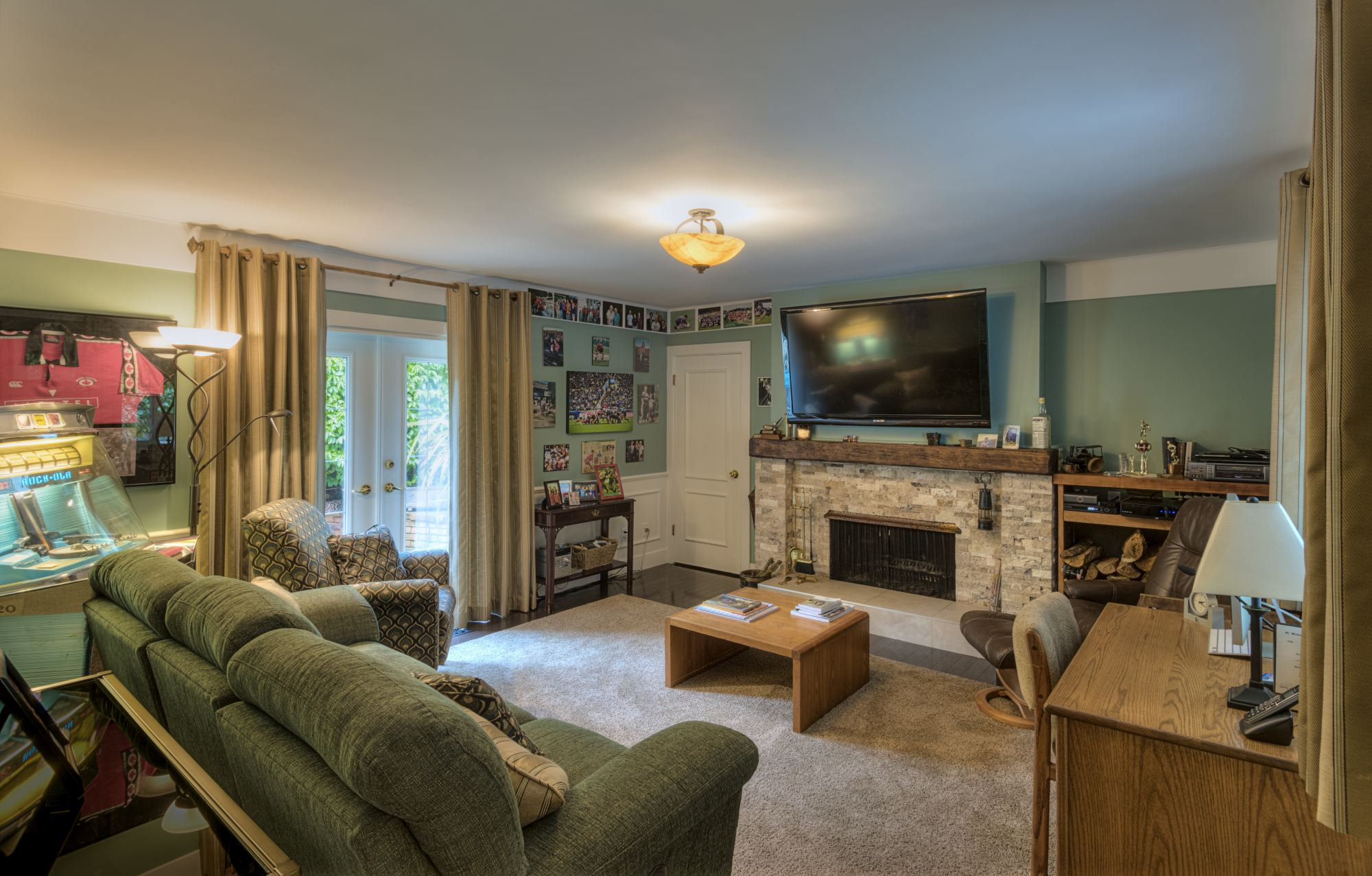 Man Cave Victoria : Media rooms archives rob ron construction